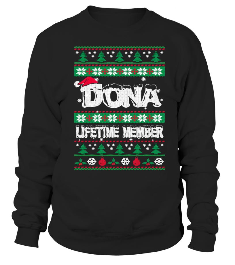 DONA Ugly Christmas Sweaters