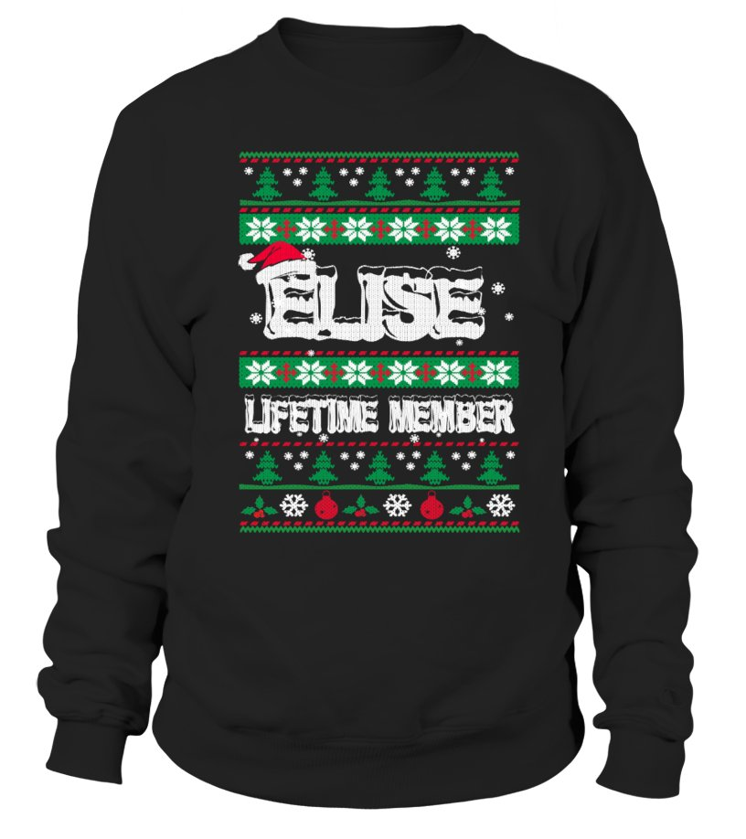 ELISE Ugly Christmas Sweaters