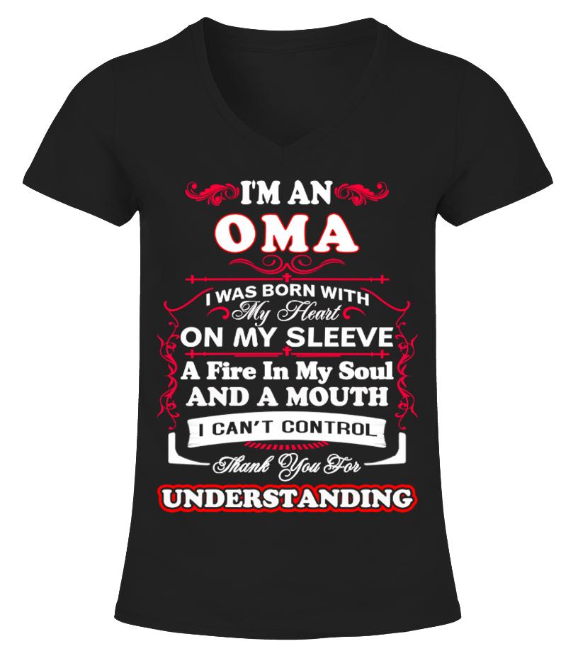 I'm an Oma