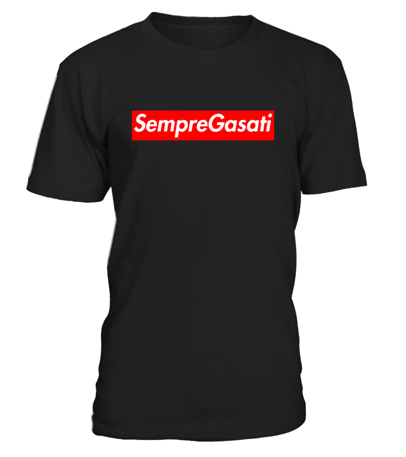 "Magliette ""SempreGasati"" by GAZ"