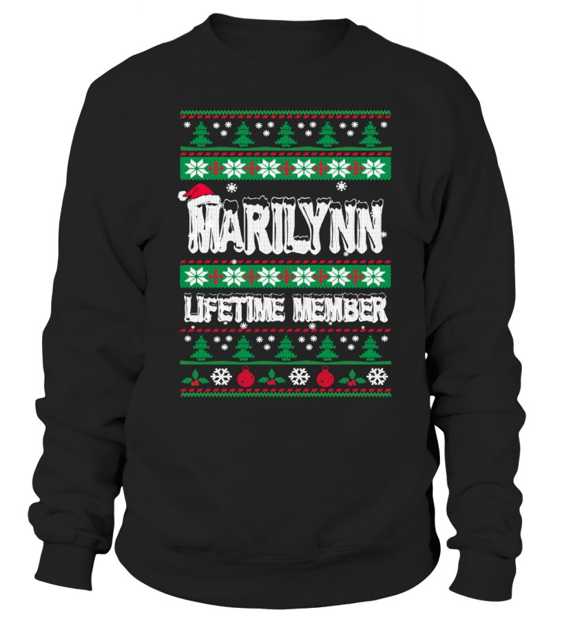 MARILYNN Ugly Christmas Sweaters