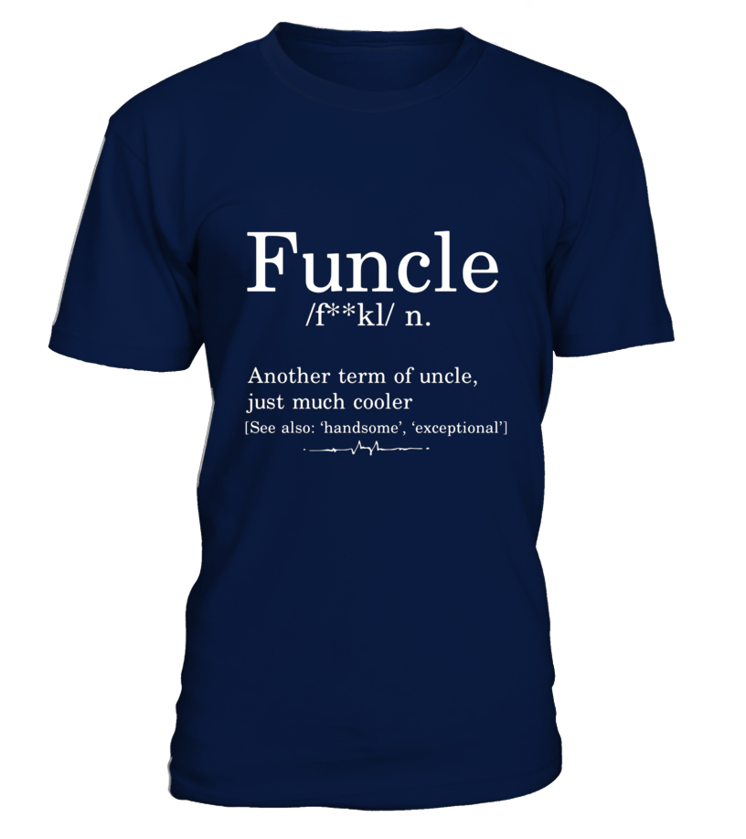 World's Best Funcle - Fun Uncle T Shirt