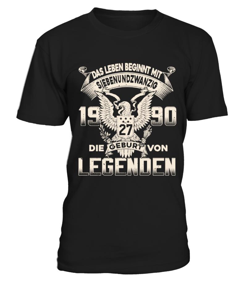 1990 LEGENDEN TSHIRTS