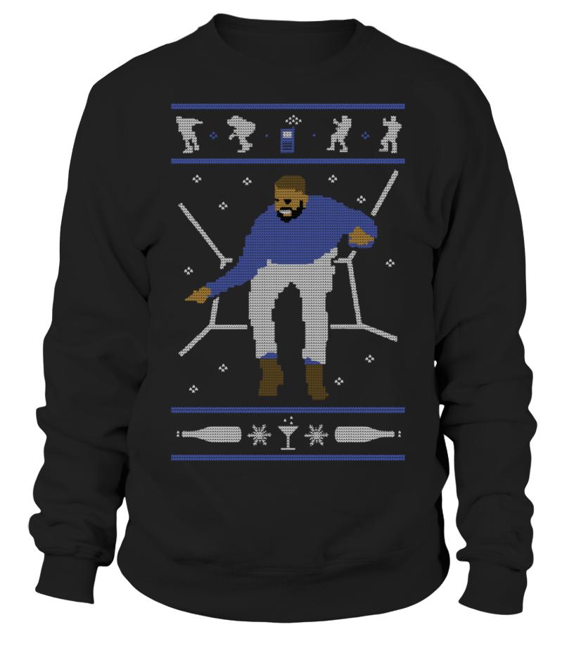 Hotline Bling - Christmas Sweater! Ltd