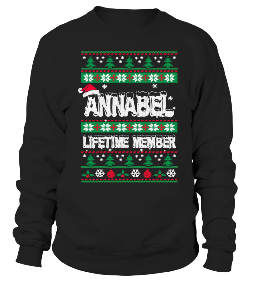 ANNABEL Ugly Christmas Sweaters