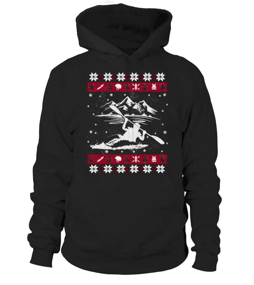 Kayak Ugly Christmas Sweaters