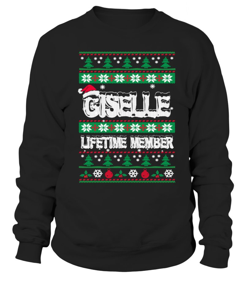GISELLE Ugly Christmas Sweaters