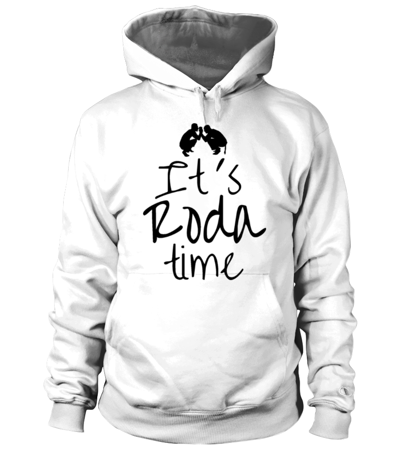 "Capoeira Shirt ""It's Roda time"""