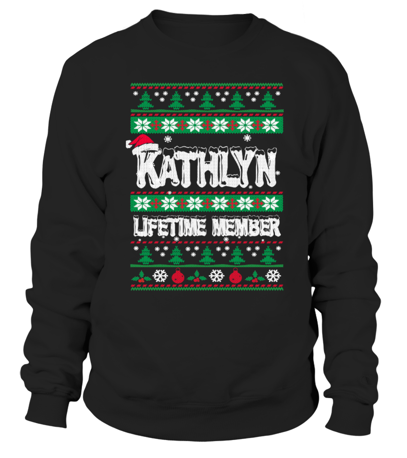 KATHLYN Ugly Christmas Sweaters