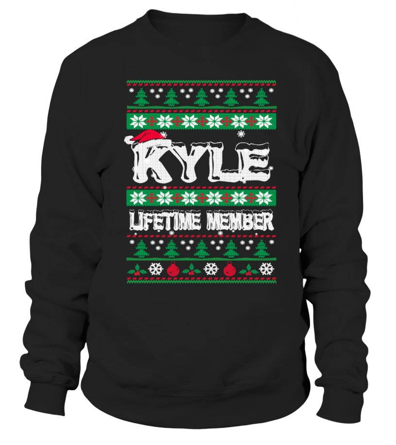 KYLE Ugly Christmas Sweaters
