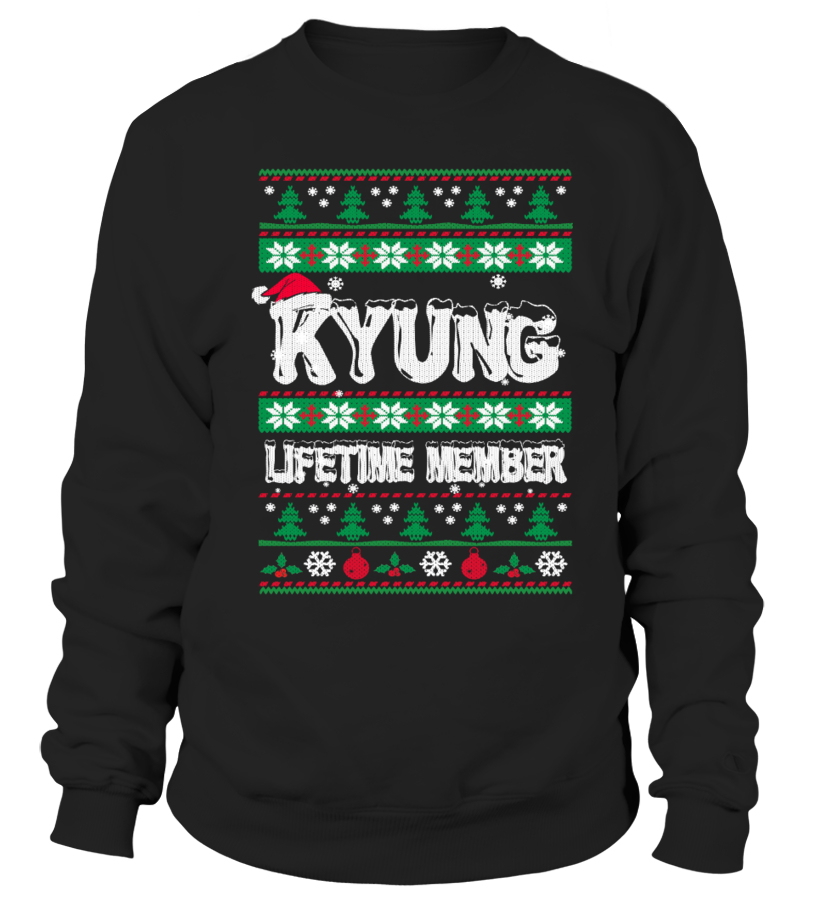 KYUNG Ugly Christmas Sweaters
