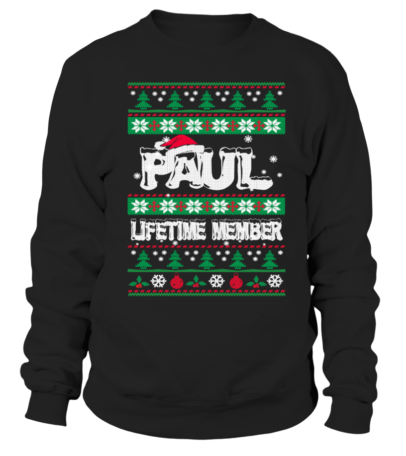 PAUL Ugly Christmas Sweaters
