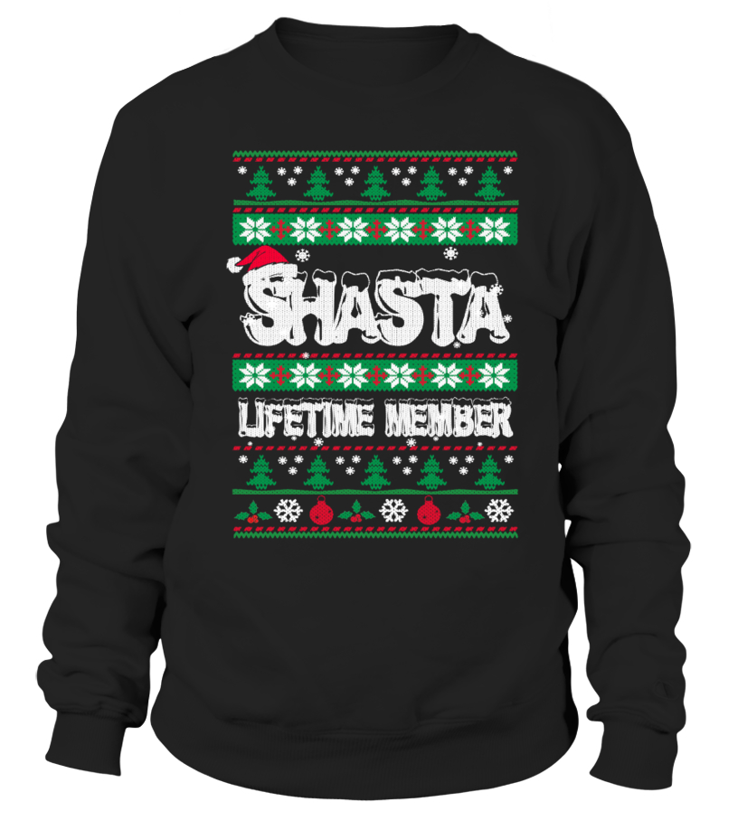 SHASTA Ugly Christmas Sweaters