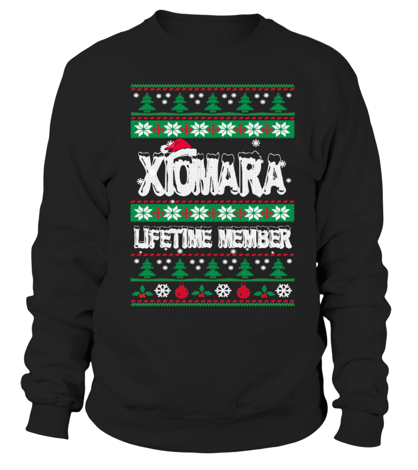 XIOMARA Ugly Christmas Sweaters