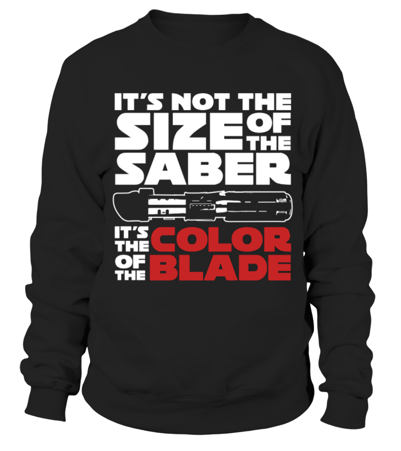 Size of Saber Shirt
