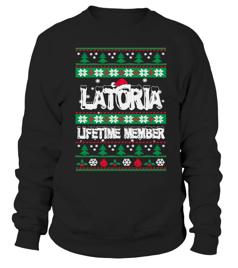 LATORIA Ugly Christmas Sweaters