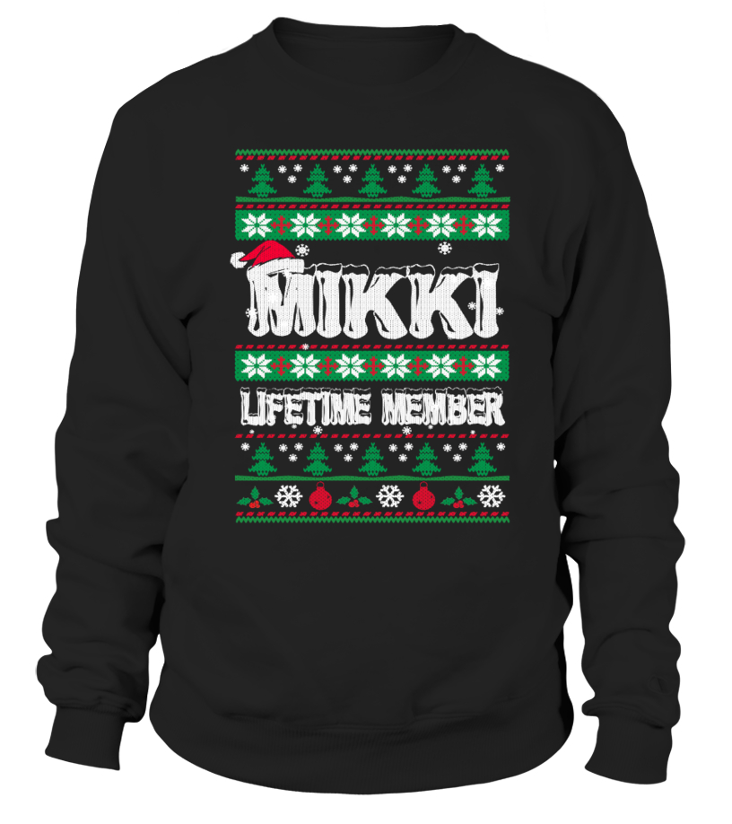 MIKKI Ugly Christmas Sweaters