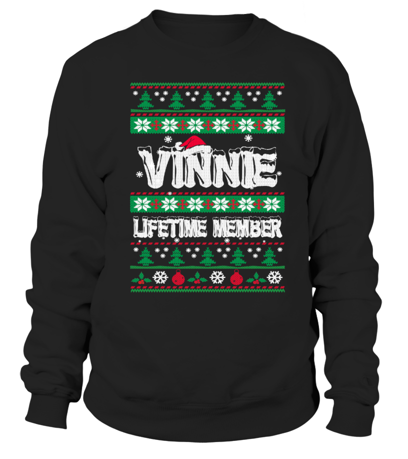 VINNIE Ugly Christmas Sweaters