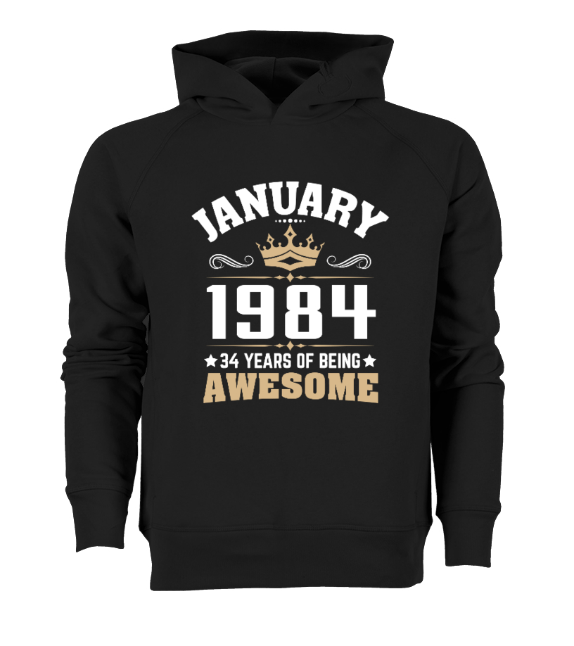January 1984 34 years of being awesome