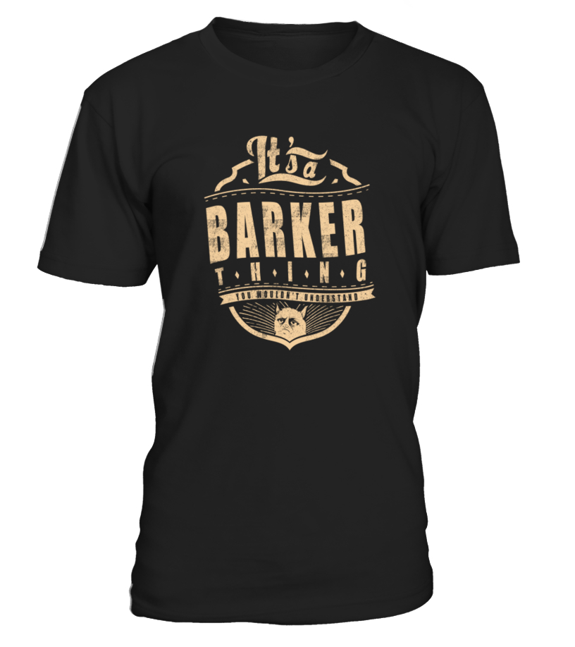 BARKER THING