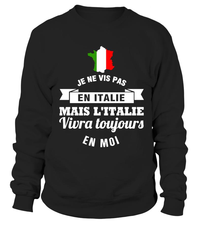 MAIS L'ITALIE VIVRA TOUJOURS EN MOI