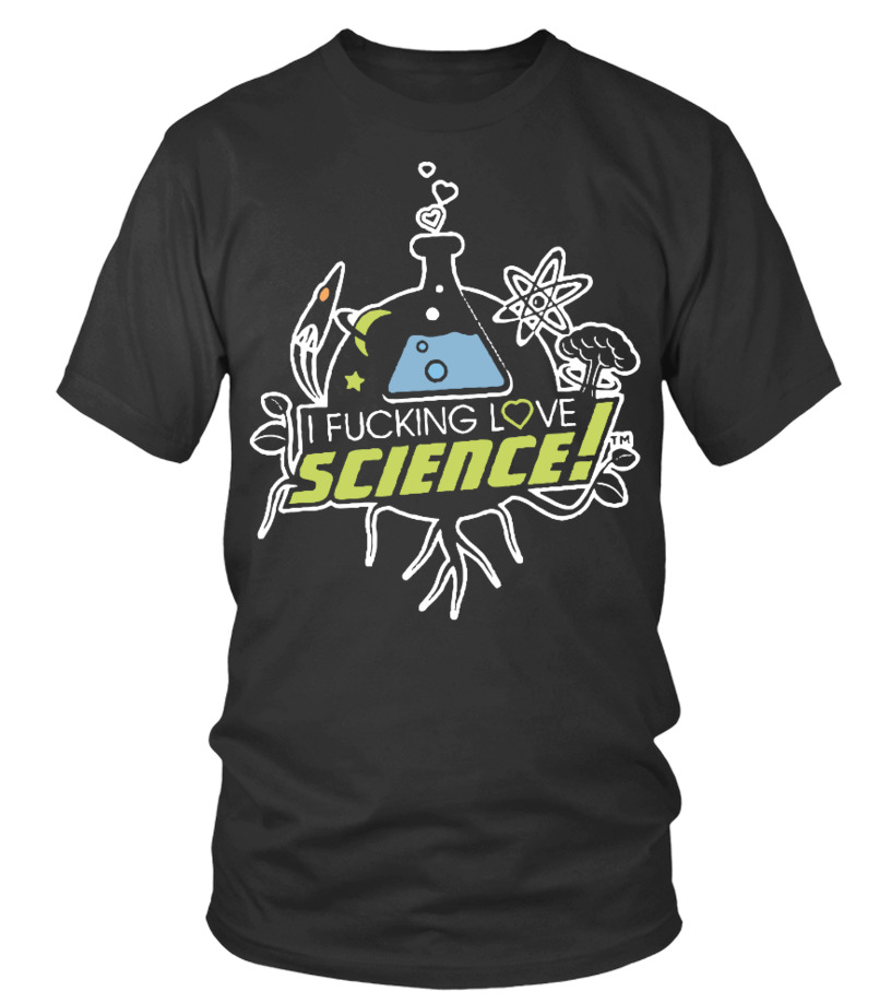 Science tee Funny Science T-Shirts
