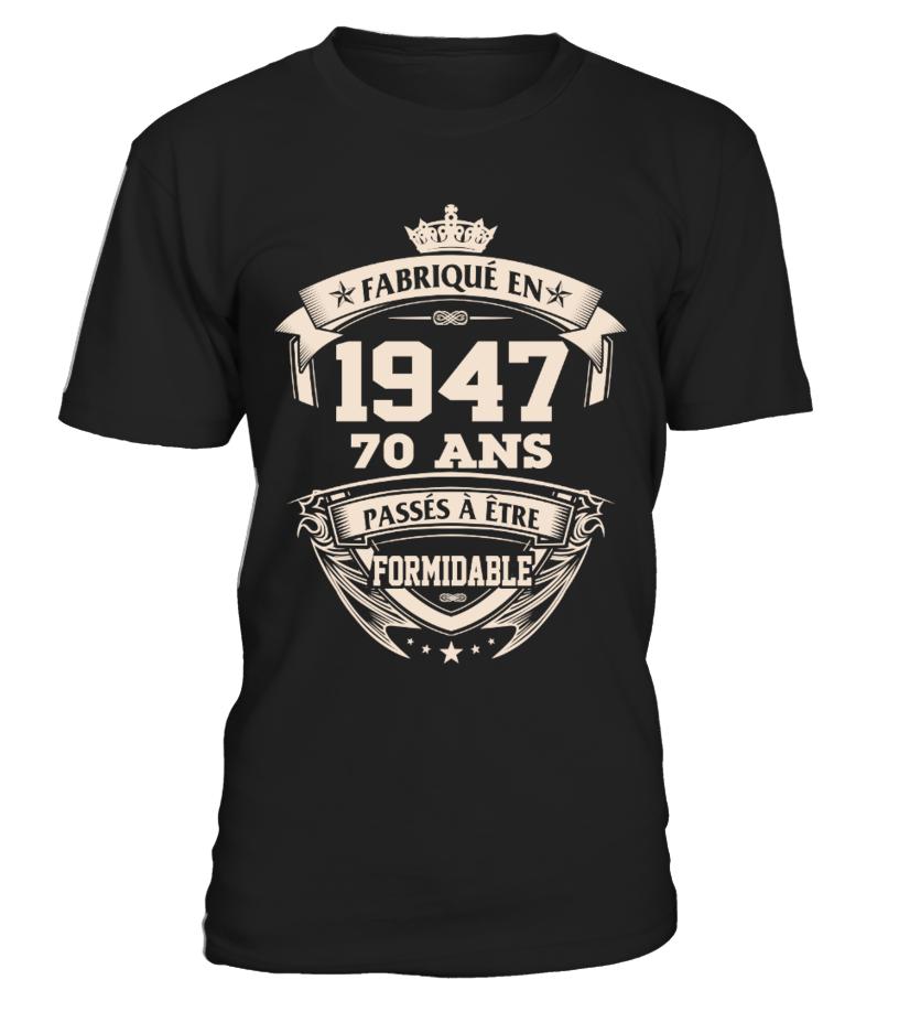 fabriqué en 1947- 70 ans
