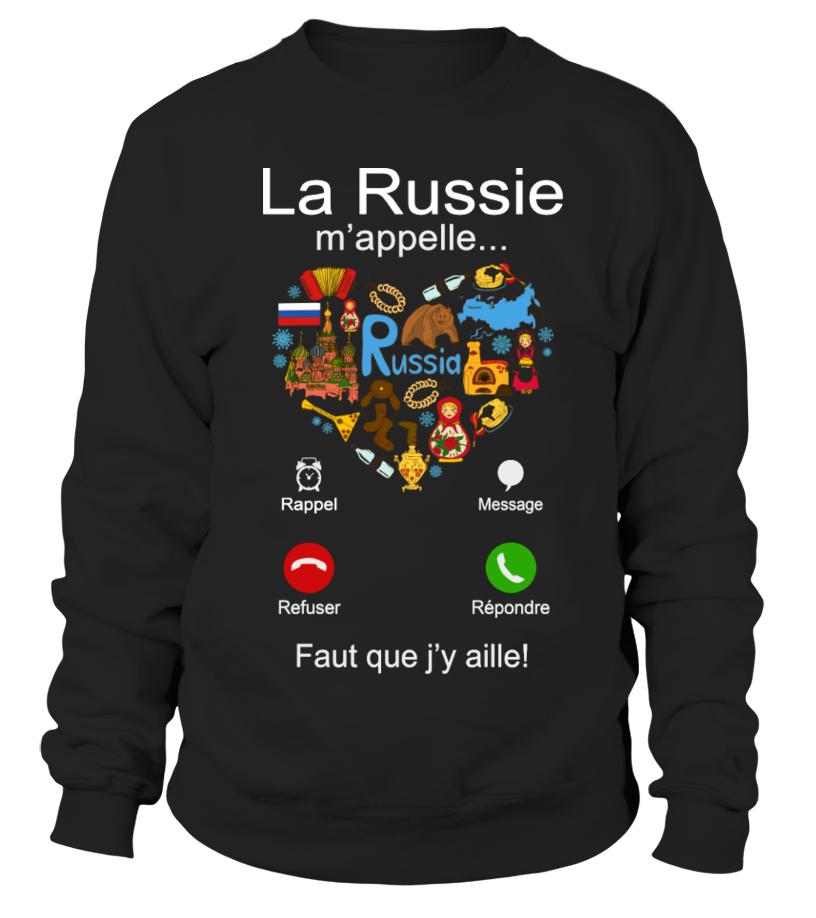 LA RUSSIE M'APPELLE...