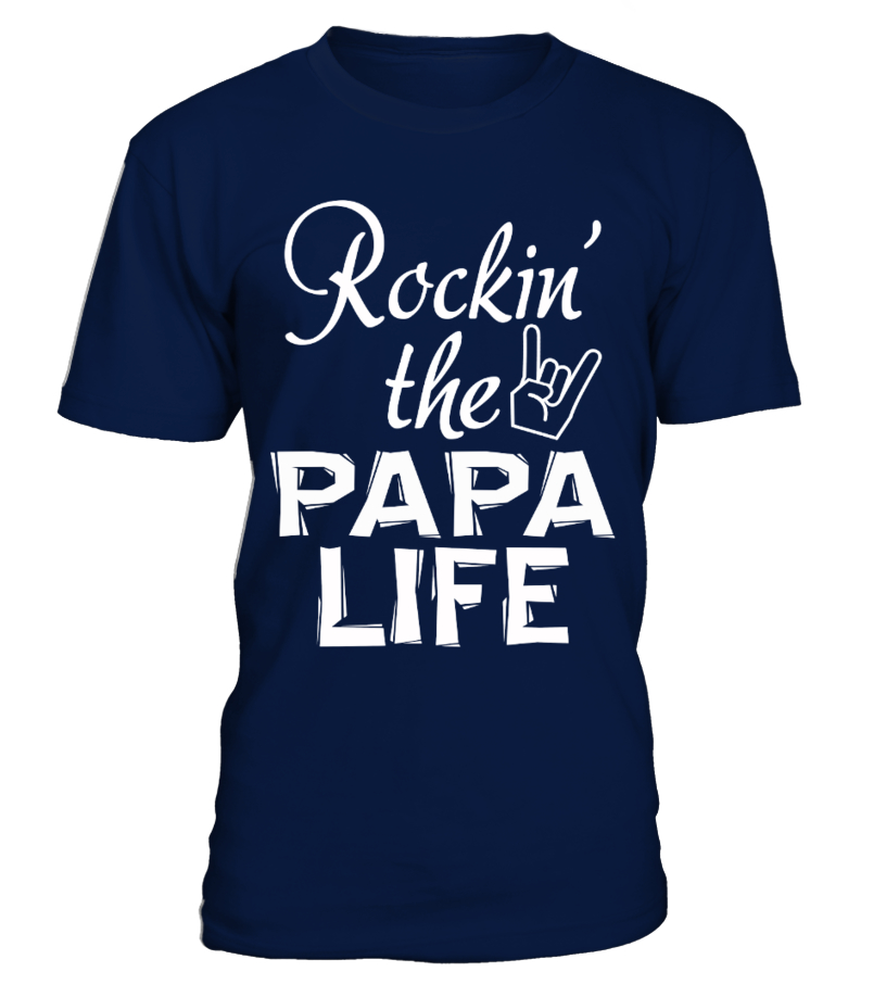 ROCKIN' THE PAPA LIFE