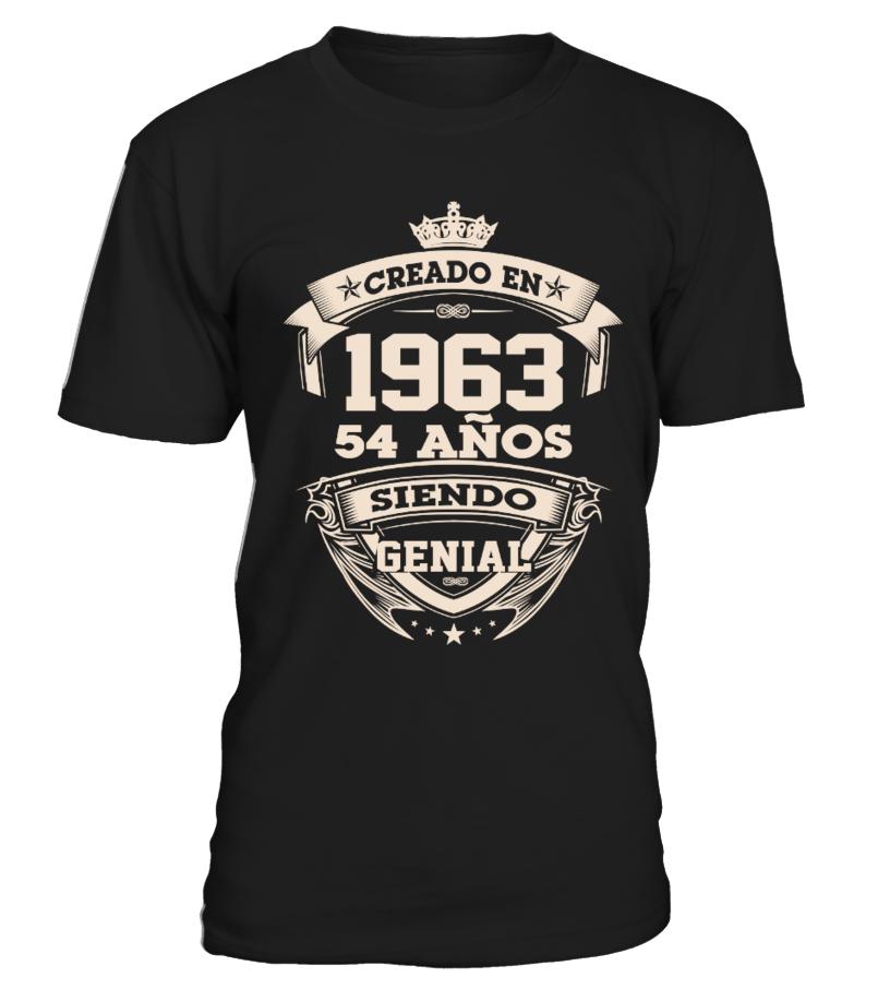 creado en 1963- 54 años siendo genial