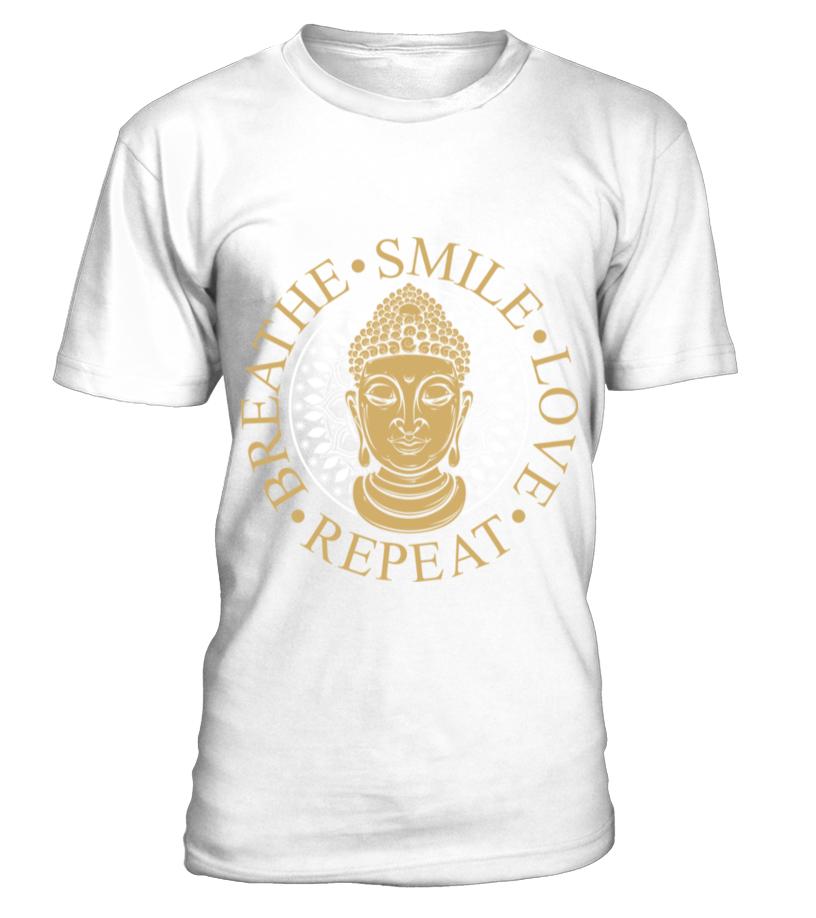BUDDHISM - DAILY ROUTINE T-SHIRT