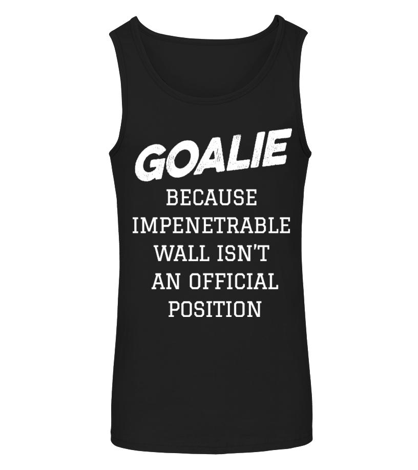 Best Goat Shirts Hockey Goalie Shirt
