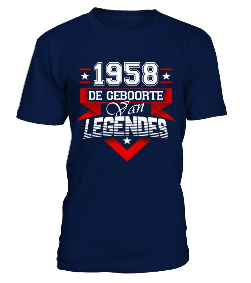 1958...DE GEBOORTE VAN LEGENDES