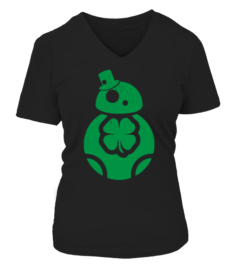 Starwars BB8 St. Patricks