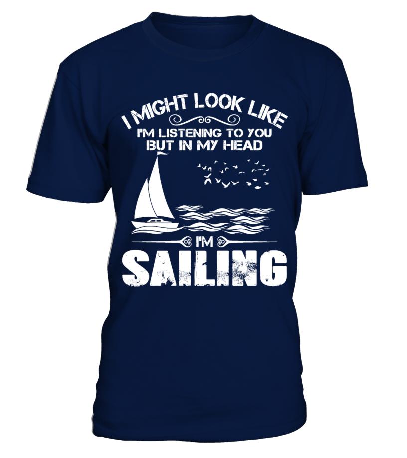 I'm Sailing !