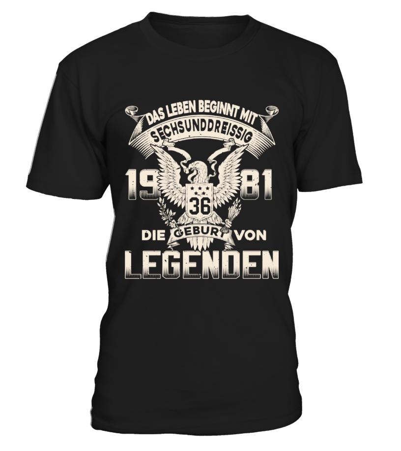 1981 LEGENDEN TSHIRTS