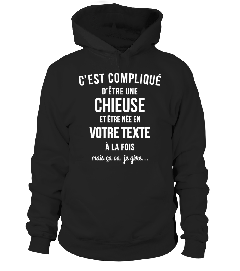 Une chieuse definition