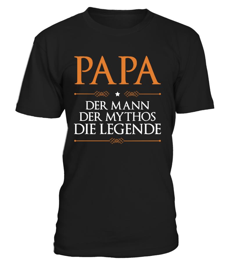 papa der mann der mythos die legende