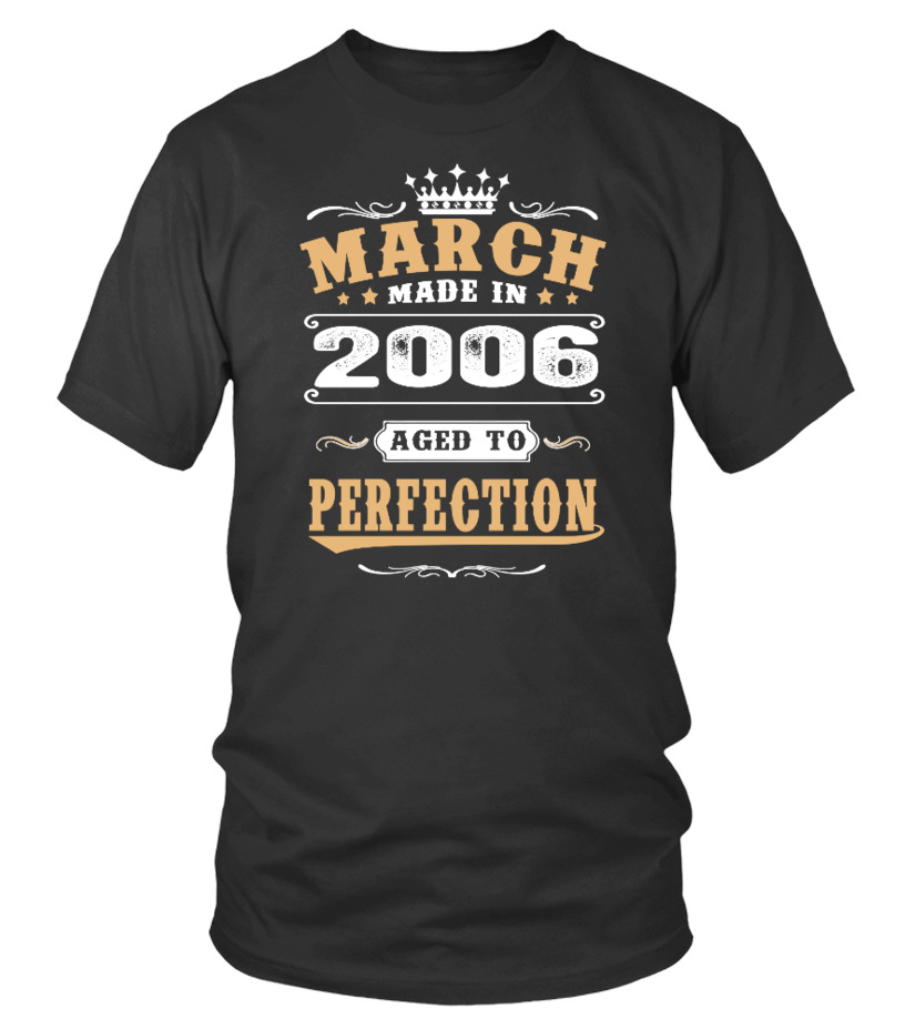 2006 - March Aged to Perfection