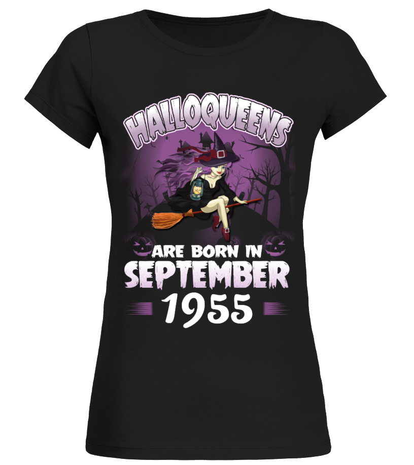 Hallo-Queens are born in  September 1955