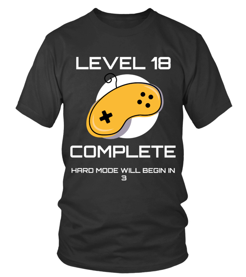 Level 18 complete