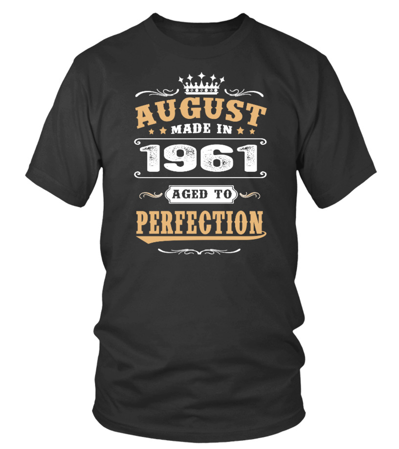 1961 August Aged to Perfection