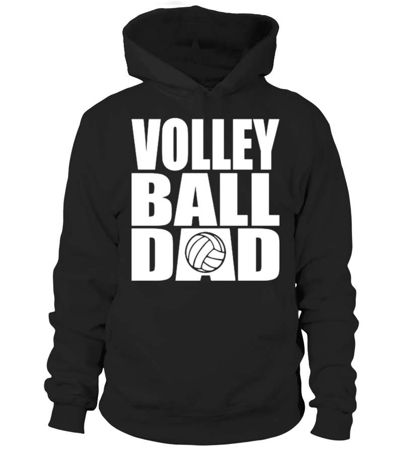 Awesome Volleyball - volley  ball Volleyball hit ball spike handball  sport team T shi Hoodie Unisex
