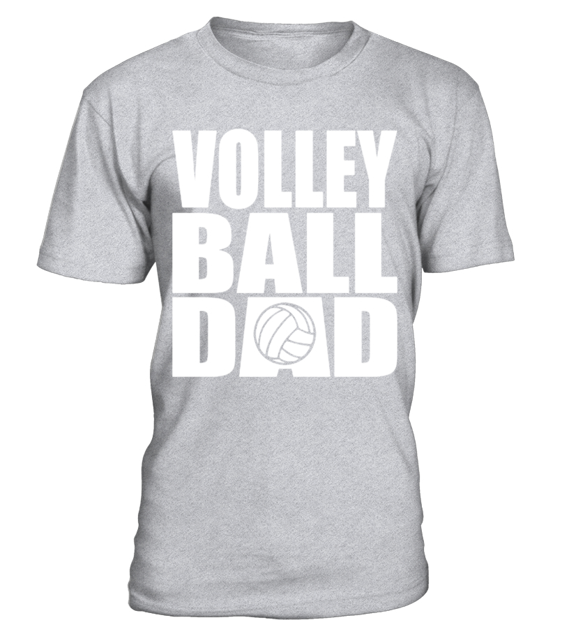 Awesome Volleyball - volley  ball Volleyball hit ball spike handball  sport team T shi Round neck T-Shirt Unisex
