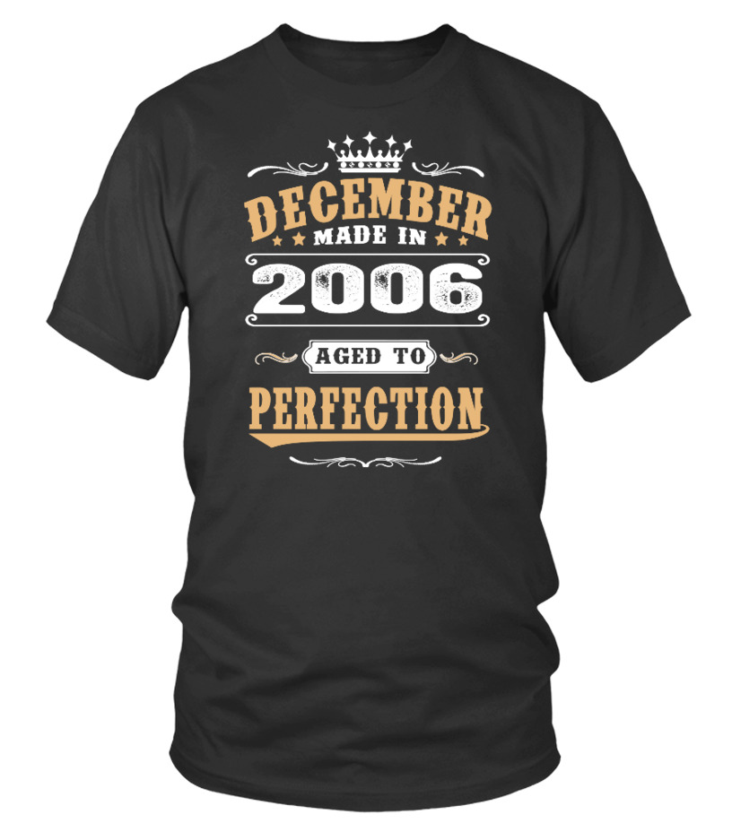 2006 December Aged to Perfection