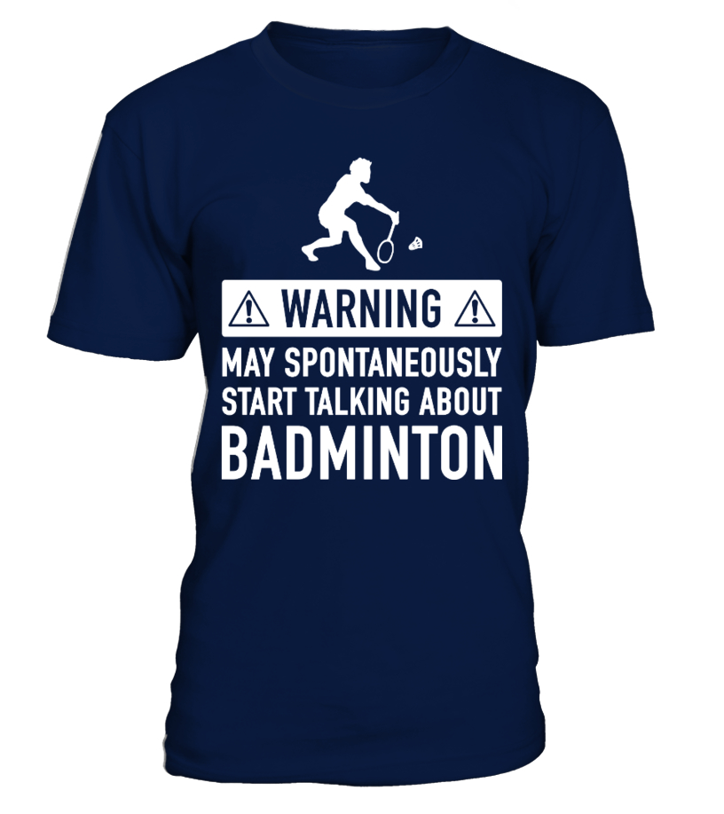 Cute Badminton Player Gift Idea