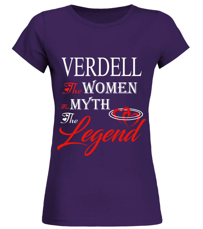 VERDELL THE MYTH THE WOMEN THE LEGEND
