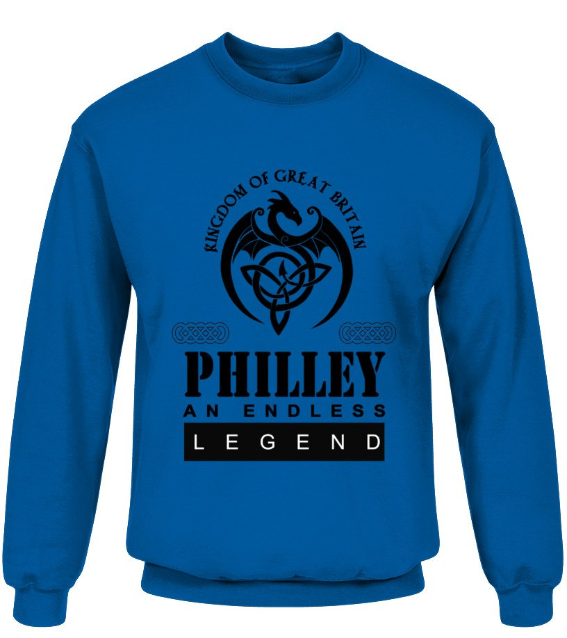 THE LEGEND OF THE ' PHILLEY '