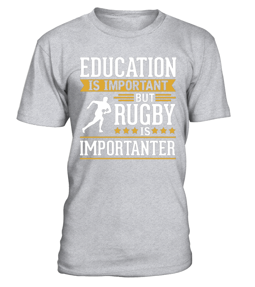 b78b758f4 Funny Rugby - rugby ball ruck scrum Rugbys american football League Tshirt  Round neck T-