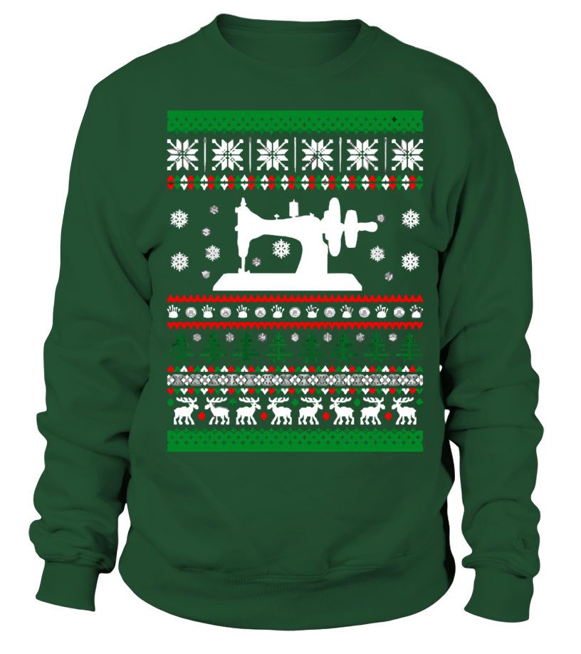 Christmas Ugly Sweater Sewing